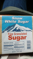 Etiquetas Snow White Sugar