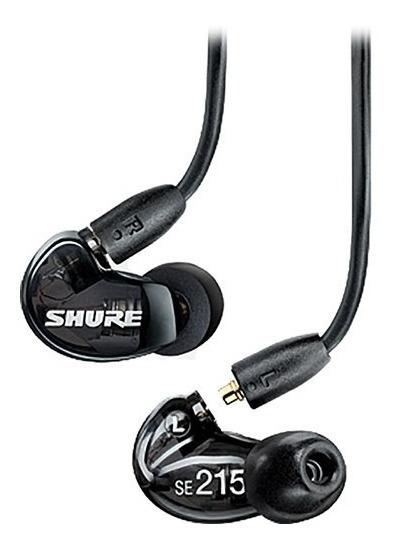 Fone Shure Se215 Cl 215 Monitor Pronta Entrega