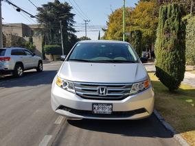 Preciosa Honda Odyssey 2012 En Excelente Estado!