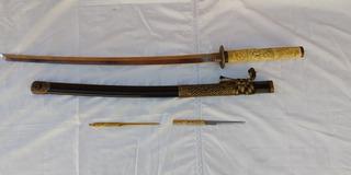 Katana Samurai Japonesa Marca Marton