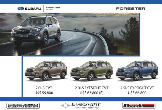 Subaru Forester Suv 4x4 2020 2.0-s Y 2.5-s Eyesight Y Rab