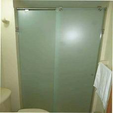 Divisiomes De Baño En Vidrio 8 Mlm Y Accesorios En Acero