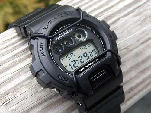 Protetor Metálico Bullbar Jaysandkays P/ Relógio G-shock Dw6600 Dw6900 Várias Cores + Brinde