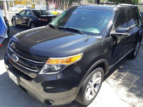 Ford Explorer 2015 Limited