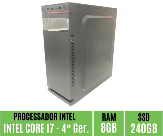Computador Barato Core I7 8gb Queima De Estoque Não Perca