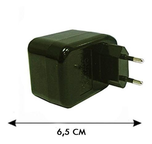 Conversor Voltagem Transformador 50w 110/220 220/110 Fonte