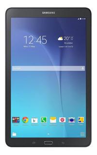 "Tablet Samsung Galaxy Tab E SM-T560 9.6"" 16GB black con memoria RAM 1.5GB"