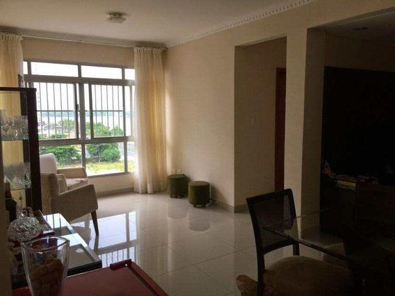 Apartamento Com 2 Dorms, Ponta Da Praia, Santos - R$ 500 Mil, Cod: 11386 - V11386