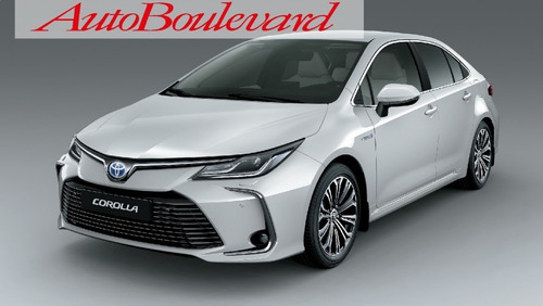 Toyota Corolla Seg Hybrid 2021. Financiación Bancaria!!