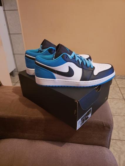 Air Jordan 1 Low Laser Blue 41