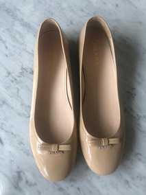 Zapatos Prada Originales Talla 25,5 Sin Estrenar