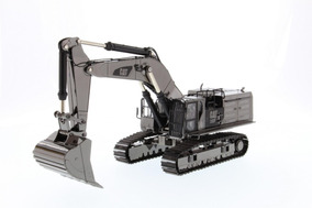 Miniatura Caterpillar Hydraulic Excavator-special Gunmental