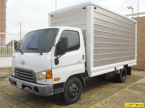 Camion Cava Hyundai Hd65