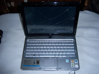 Laptop Hp Pavillon Tx2000 (reparar)