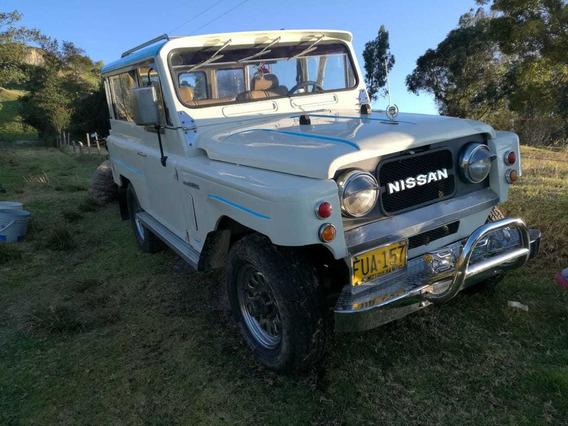 Nissan Patrol En Muy Buen Estado