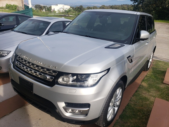 Land Rover Range Rover Sport 3.0 Hse At 2015