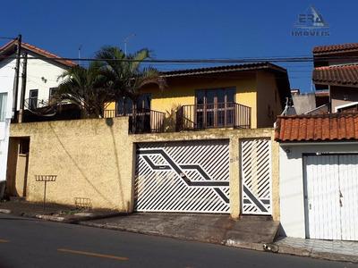 Linda Casa À Venda, Jardim Planalto, Arujá. - Ca0589