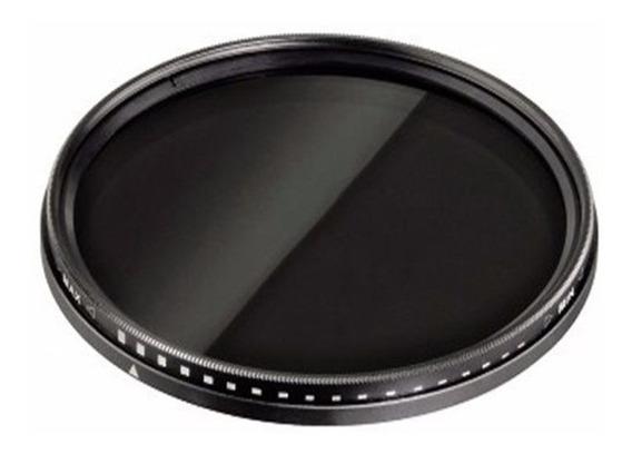 Filtro Nd Densidade Neutra Variavel De Nd2 Até Nd400 58mm