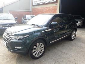 Land Rover Evoque Prestige Sd