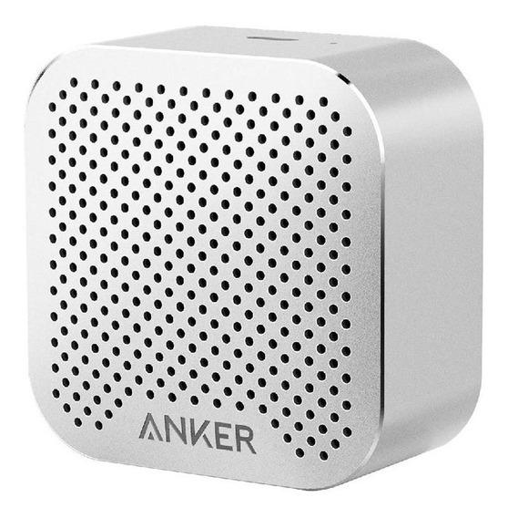 Parlante Bluetooth Anker Sound Core Nano Plata Garantía 18 M