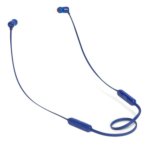 Imagen 1 de 3 de Auriculares inalámbricos JBL Tune T110BT blue