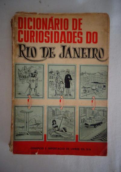 Livro Dicionário De Curiosidades Do Rio De Janeiro*