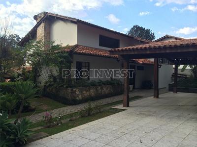 Casa Residencial À Venda, Granja Viana, Residence Park, Cotia - Ca11377. - Ca11377