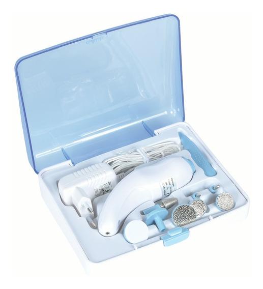 Kit Manicure Pratice 300 Bivolt 12 Pecas - G-life
