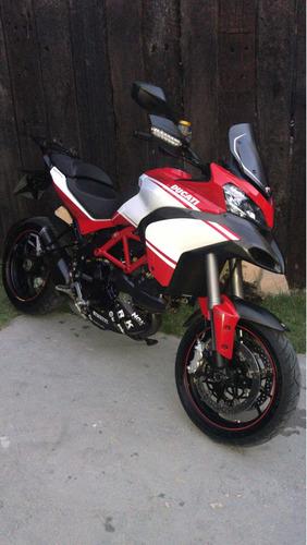 Ducati Multistrada 1200s Pp