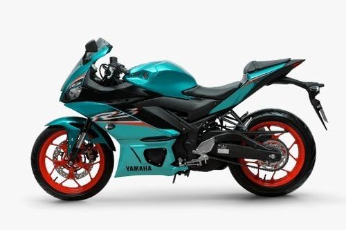 Imagem 1 de 1 de R3 Abs 2022 Yamaha 0km Verde