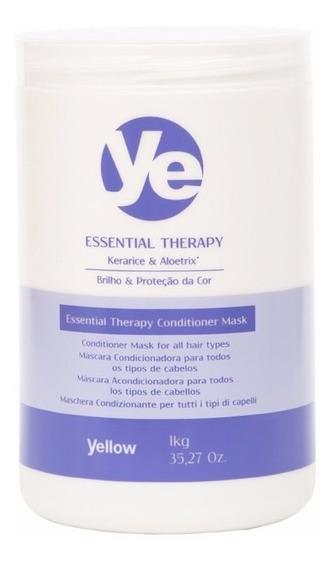 Yellow Essential Therapy Máscara De 1kg Ótimo Produto
