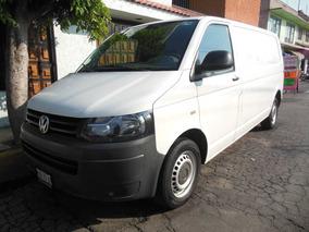 Volkswagen Transporter 2012 Con Kilometraje Real D Seminueva