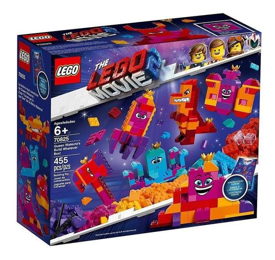 Lego Lego Movie 2 Caja Construye Lo Que Sea Reina 70825