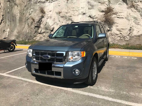 Ford Escape 3.0 Xlt Piel Limited Plus At