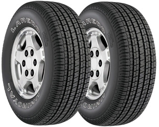 2 Llantas 10.5/31 R15 Uniroyal Laredo Cross Country Rlt109