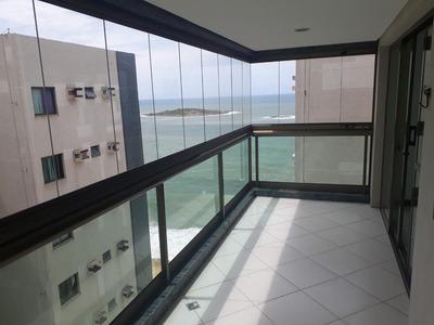 Apartamento Em Praia De Itaparica, Vila Velha/es De 126m² 3 Quartos À Venda Por R$ 540.000,00 - Ap193300