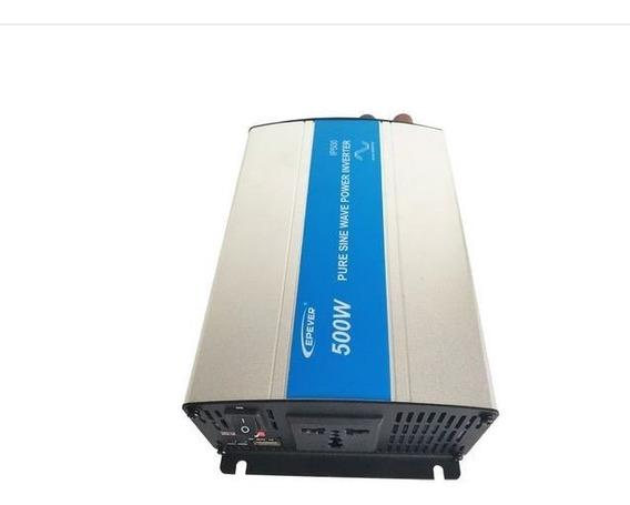 Inversor Solar Epever 500w Pico Ate 1000w+ Controlador Carga