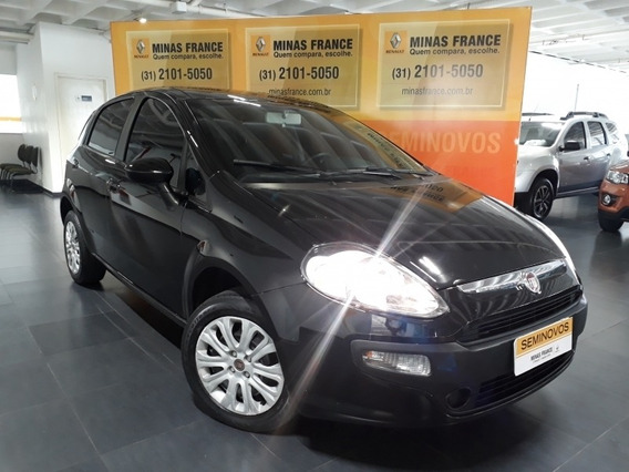 Punto 1.4 Attractive 8v Flex 4p Manual 47963km