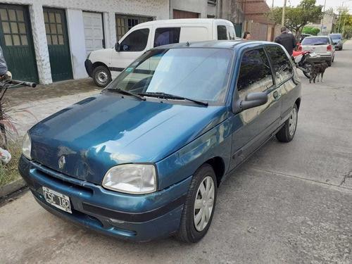 Renault Clio Full Full 99 Con Gnc Financio (aty Automotores)