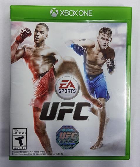 Jogo Ufc Xbox One - Original - Importado Usa