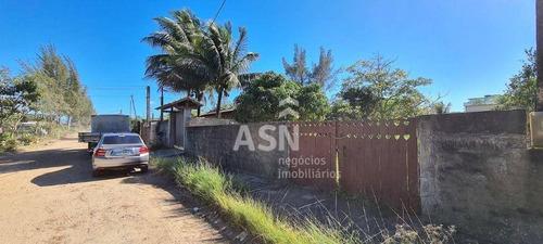 Imagem 1 de 6 de Terreno Com 560 M²  Perto Da Praia Em Rio Das Ostras-rj - Te0518