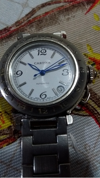 Relógio De Pulso Cartier