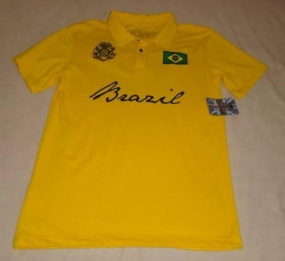 Playera Polo Manga Corta English Laundry G L 100% Original