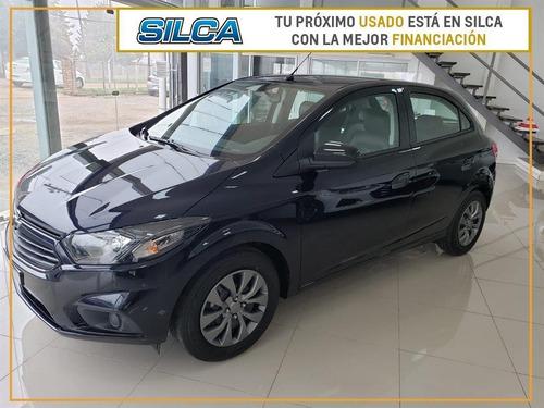 Chevrolet Joy Black 2021 Azul 0km
