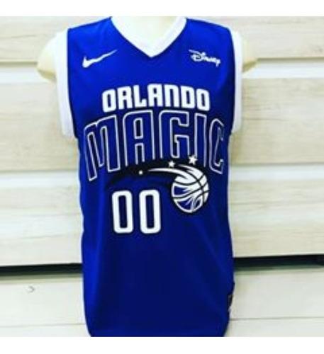 Imagem 1 de 1 de Regata Basqueteira Orlando Magic