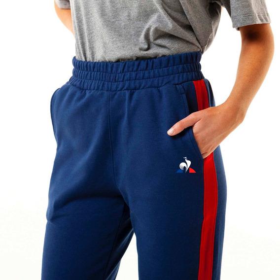 Pantalon Retro Sporty Azul Mujer Le Coq Sportif