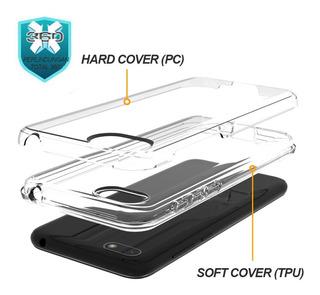 Funda Antishock Transparente Para iPhone 11 / 11 Pro