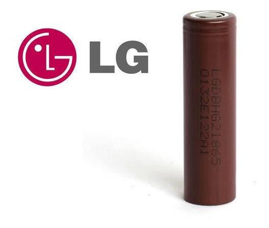 Bateria LG Hg2 18650 3.7v 3000mah 20a 100% Original