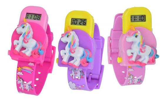 30 Relojes Digital Niños Surtidos Mayoreo