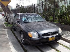 Hyundai Sonata Auto A Glp, Año 2002